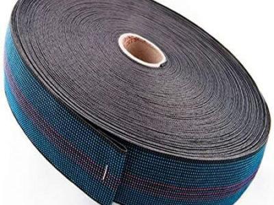 elastic upholstery webbing