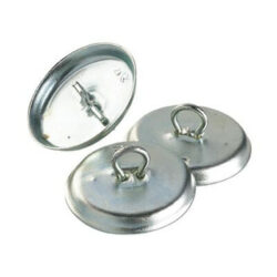Upholstery Buttons Moulds, Button Tapes