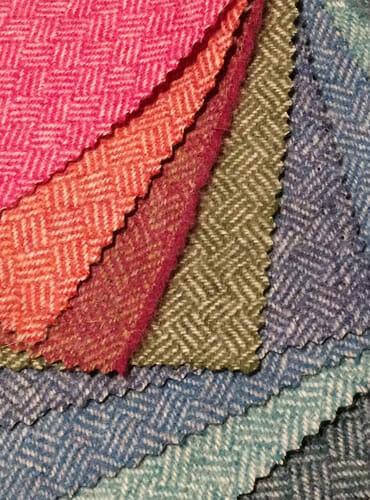 Abraham Moon Fabrics Parquet Collection