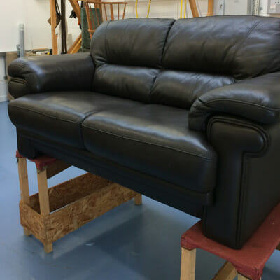 leather seat cushions