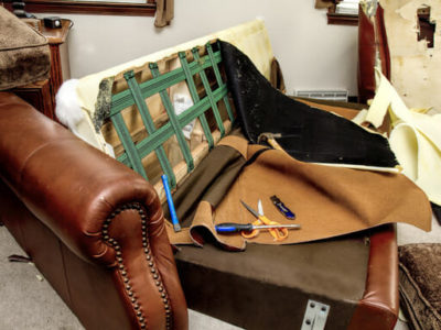Re-Upholstery Service East Lothian