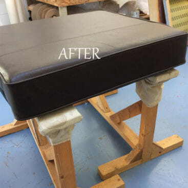 Work Example: New Foam Cushions - Advanced Upholstery