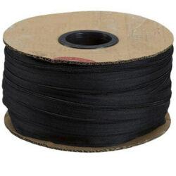 No.3 black Continuous Zipping