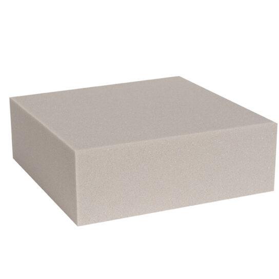 grey refex foam cushion