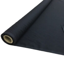 Black platform cloth