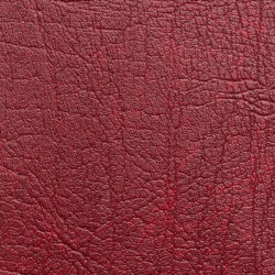 dark red vinyl upholstery fabric