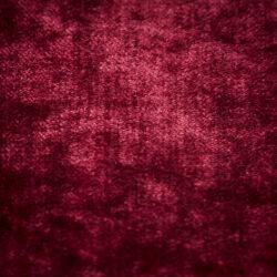 Crushed Velvet Wine Upholstery Fabric